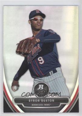 2013 Bowman Platinum - Prospects #BPP19 - Byron Buxton