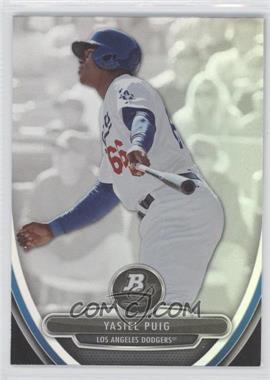 2013 Bowman Platinum - Prospects #BPP49 - Yasiel Puig