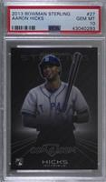 Aaron Hicks [PSA 10 GEM MT]