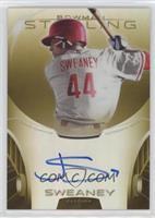 Jake Sweaney /50