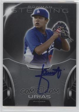 2013 Bowman Sterling - Prospect Certified Autographs #BSAP-JU - Julio Urias