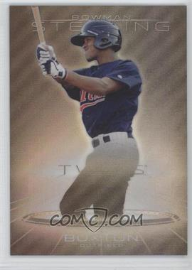 2013 Bowman Sterling - Prospects - Refractor #BSP-39 - Byron Buxton /199