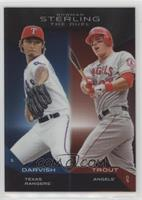 Yu Darvish, Mike Trout