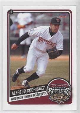 2013 Choice Wisconsin Timber Rattlers - [Base] #19 - Alfredo Rodriguez