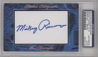 Mickey Rivers /13 [PSA/DNA Certified Auto]