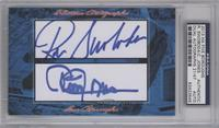 Ron Swoboda, Cleon Jones /47 [PSA/DNA Certified Auto]