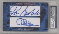 Ron Swoboda, Cleon Jones /47 [PSA/DNA Certified Encased]