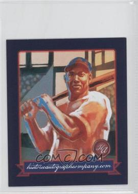 2013 Historic Autographs Originals, 1933 - [Base] #250 - Buck Leonard