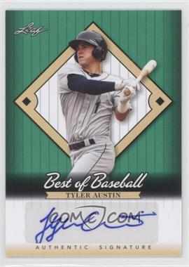 2013 Leaf Best of Baseball - [Base] - Autographs [Autographed] #A-TA1 - Tyler Austin