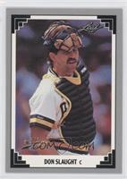 Don Slaught #/5