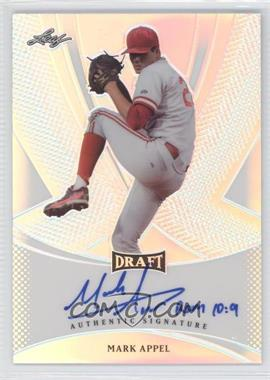 2013 Leaf Metal Draft - [Base] #BA-MA1 - Mark Appel