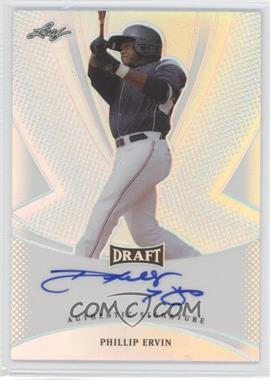 2013 Leaf Metal Draft - [Base] #BA-PE1 - Phillip Ervin
