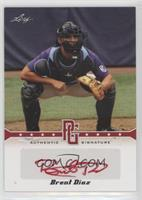 Brent Diaz [Noted] #/5