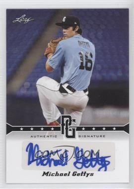 2013 Leaf Perfect Game Showcase - Autographs #A-MG1 - Michael Gettys