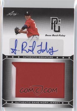 2013 Leaf Perfect Game Showcase - Jersey Autographs #JA-SRF - Sean Reid-Foley