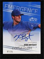 Kris Bryant [Noted] #/25
