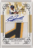 Gregory Polanco #/25