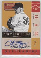 Curt Schilling /25