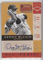 Denny McLain #/79