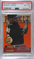 Marcell Ozuna [PSA 8 NM‑MT] #/125