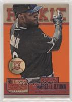 Marcell Ozuna [Noted] #/125