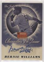 Bernie Williams #/15