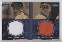 Greg Maddux, Tom Glavine #/49