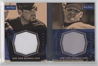 Roger Clemens, Mike Piazza /25