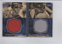 Bryce Harper, Yasiel Puig [Noted] #/50