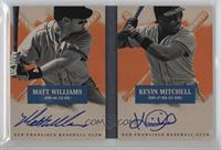 Kevin Mitchell, Matt Williams /99