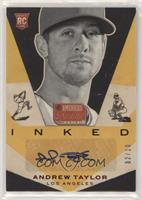 Andrew Taylor #/10