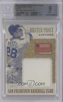 Buster Posey /15 [BGS 9]
