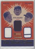 Justin Verlander, Matt Harvey, Nolan Ryan /25