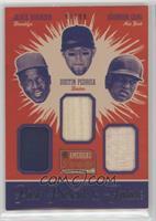 Jackie Robinson, Dustin Pedroia, Robinson Cano /99