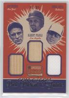 Albert Pujols, Lou Gehrig, Chris Davis /99