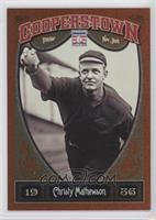 Christy Mathewson Baseball Cards Matching Panini