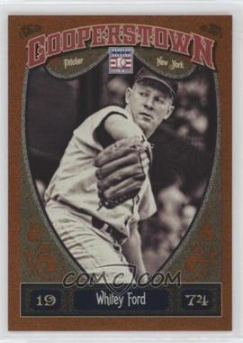 2013 Panini Cooperstown Collection - [Base] - Matrix #60 - Whitey Ford /325