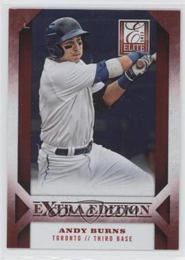 2013 Panini Elite Extra Edition - [Base] #60 - Andy Burns