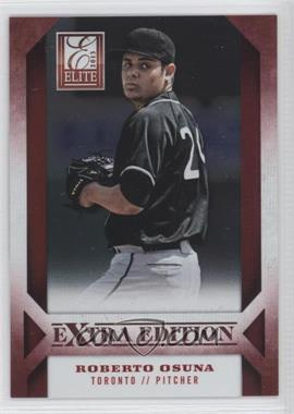 2013 Panini Elite Extra Edition - [Base] #89 - Roberto Osuna