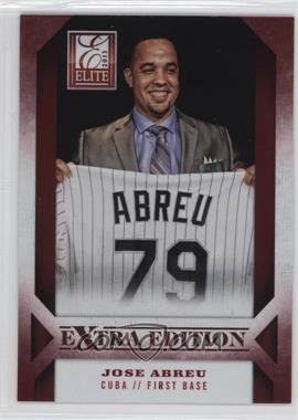 2013 Panini Elite Extra Edition - [Base] #93 - Jose Abreu