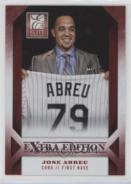 2013 Panini Elite Extra Edition - [Base] #93 - Jose Abreu
