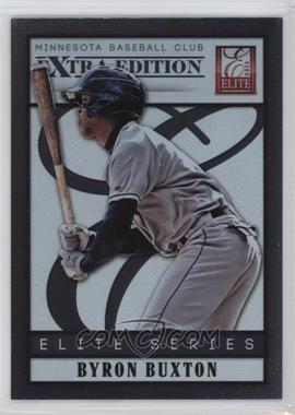 2013 Panini Elite Extra Edition - Elite Series #1 - Byron Buxton