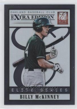 2013 Panini Elite Extra Edition - Elite Series #11 - Billy Mckinney