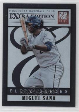 2013 Panini Elite Extra Edition - Elite Series #13 - Miguel Sano