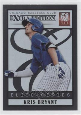 2013 Panini Elite Extra Edition - Elite Series #2 - Kris Bryant