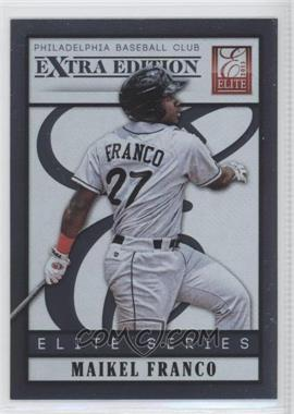 2013 Panini Elite Extra Edition - Elite Series #20 - Maikel Franco