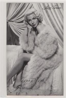 2013 Panini Golden Age - Box Topper Exhibit #14 - Lana Turner