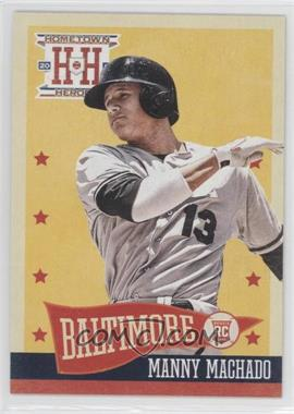 2013 Panini Hometown Heroes - [Base] #269 - Manny Machado