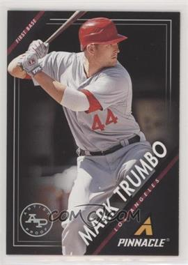 2013 Panini Pinnacle - [Base] - Artist Proof #32 - Mark Trumbo