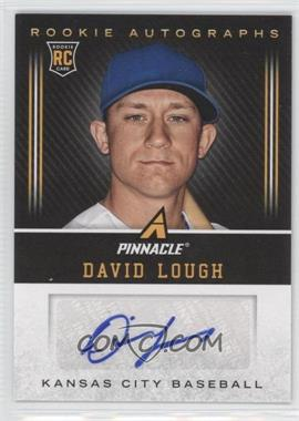 2013 Panini Pinnacle - Rookie Autographs #DL - David Lough